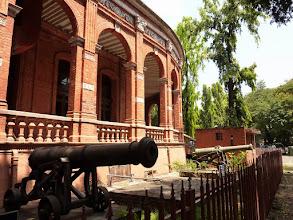 Photo: #009-Chennai. Le musée