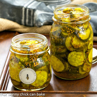 Bread and Butter Pickles #SundaySupper