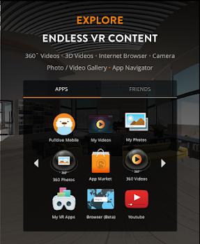 Fulldive VR - Virtual Reality