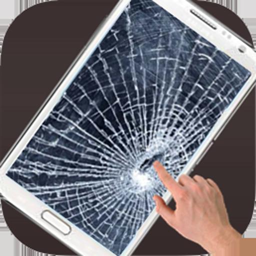 碎屏 - 破解屏幕 休閒 App LOGO-硬是要APP