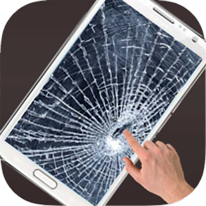 Broken Screen – Cracked Screen for PC and MAC