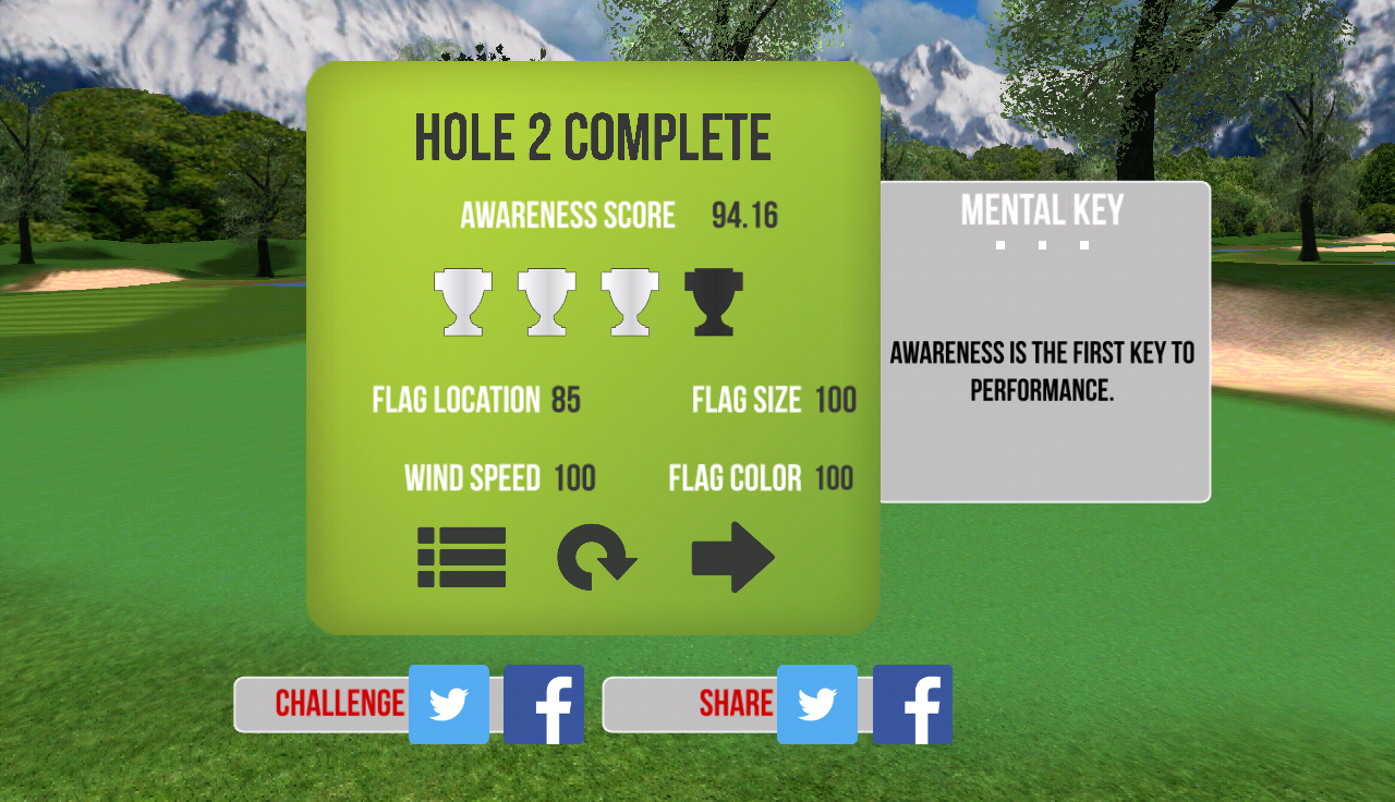 THINQ Golf- screenshot