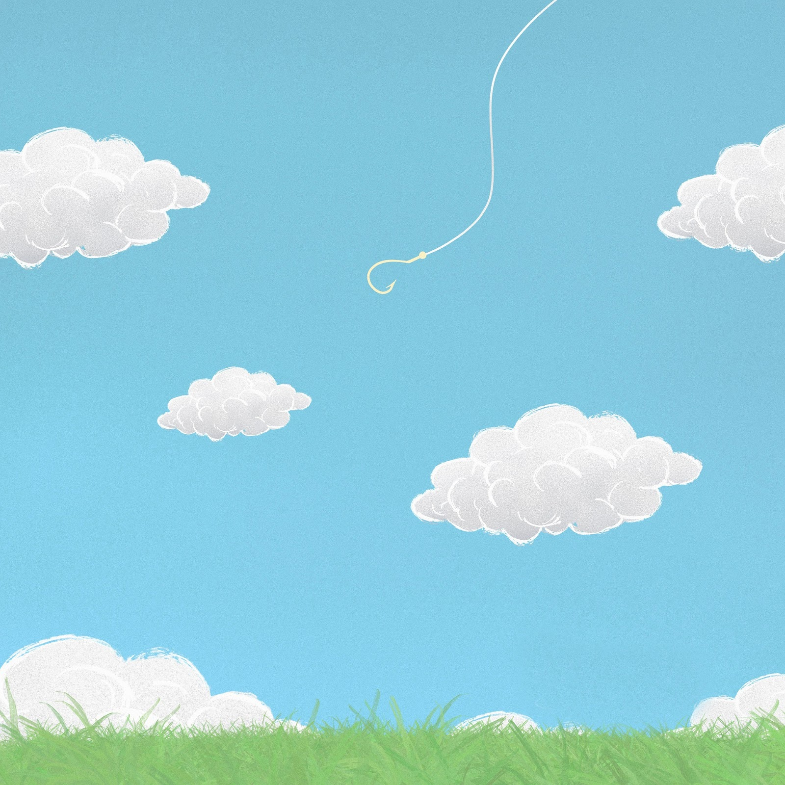 sky with hook
