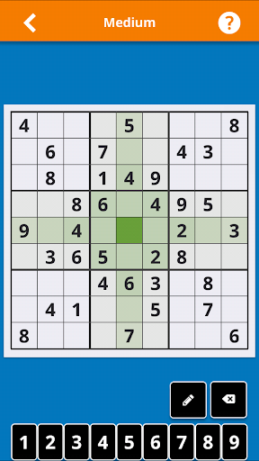 Sudoku - Free Classic Sudoku Puzzles filehippodl screenshot 1