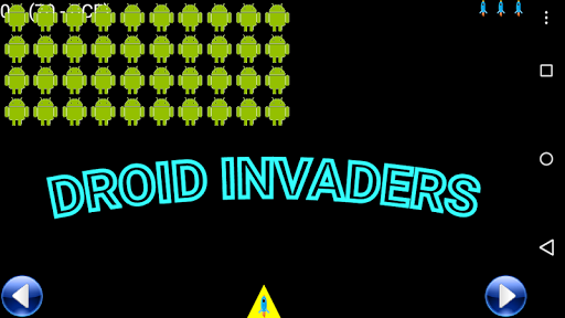 Droid Invaders