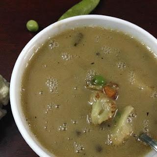 Corn Flour Vegetable Soup Recipes.