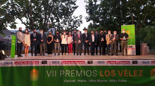 La celebración de los Premios Los Vélez hacen de Chirivel el alma de la comarca