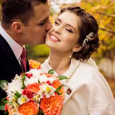 Wedding photographer Nadezhda Biryukova (bir22). Photo of 25.10.2017