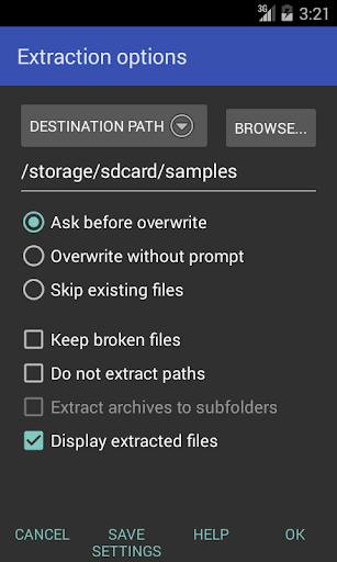 RAR 5.60.build62 screenshots 4