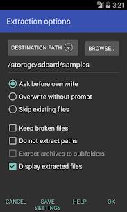 RAR for Android (Premium) 4