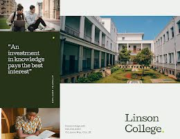 Linson College - Trifold Brochure item