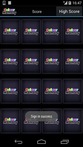Colour Memory kidoo 1.0 screenshots 4