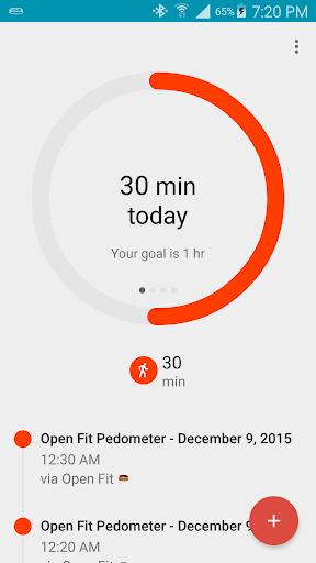 Open Fit: Open Source Gear Fit 1.10.2 screenshots 5