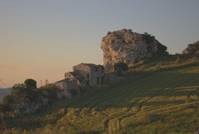 Paesaggio San Giovanni Gemini di giuseppe_seggio