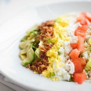 Brown Derby Cobb Salad.