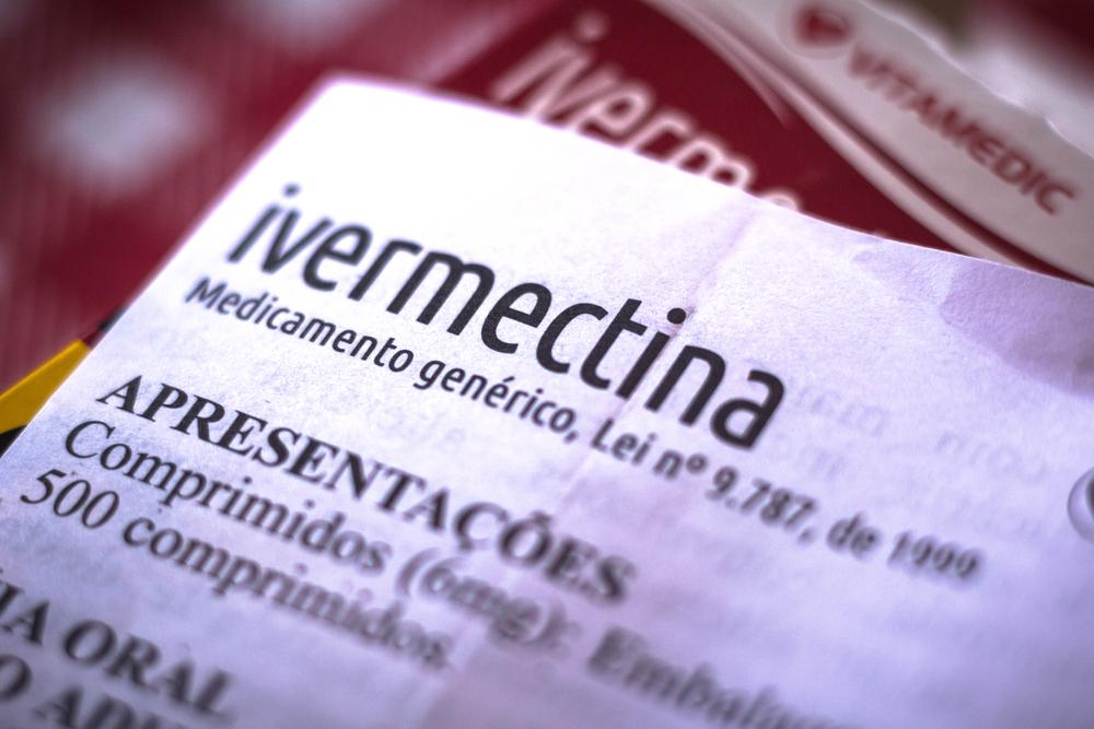 Foram vendidas 8,5 milhões de doses do medicamento ivermectina entre abril de 2019 a março de 2020. (Fonte: Shutterstock)