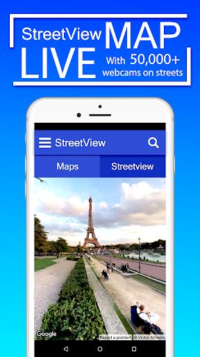 Street View Live – Global Satellite Live Earth Map 1.0.0 screenshots 4