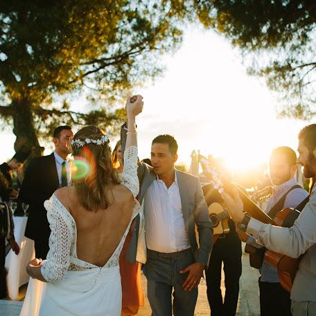 Wedding photographer Malvina Molnar (malvinamolnar). Photo of 01.08.2017