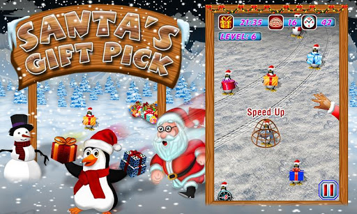 Santas Gift Pick 1.2 screenshots 5