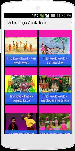 Video Lagu Anak Terbaru 8.0 screenshots 2