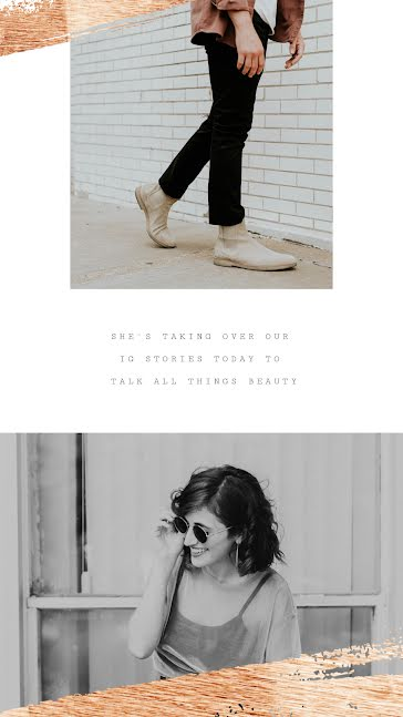 All Things Beauty - Facebook Story template