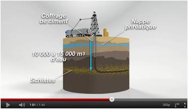 Photo: Vidéo AFP Vidéographie expliquant les réserves et les mécanismes de l'extraction.(10 mai 2011) http://www.youtube.com/watch?v=qzctdiXAuBw&feature=player_embedded