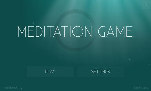 meditation game screenshot 1