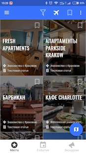 Krakow travel guide in English with events 2017 - náhled