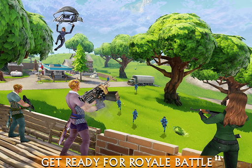 Ultimate Fort Night Survival: Royale Battle for PC