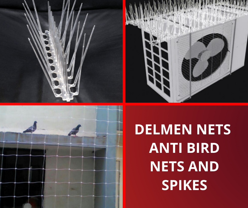 Anti bird nets from Delmen nets