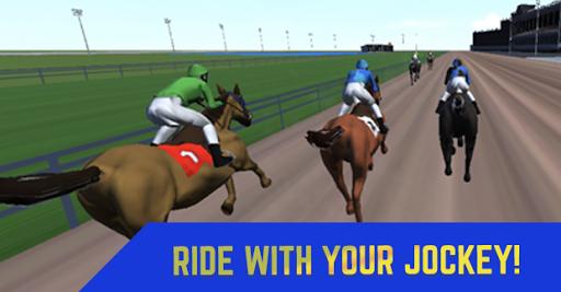 Turf Dynasty: Horse Racing apklade screenshots 2