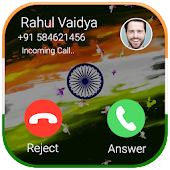 i Calling Screen- Indian Theme