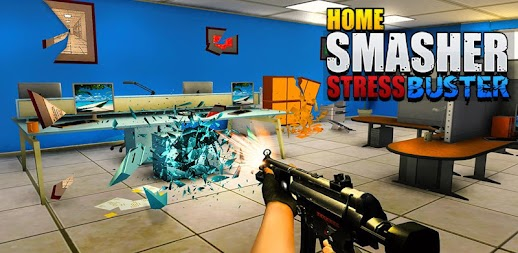Home Smasher - Stress Buster APK