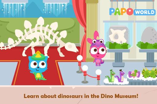 Papo World Dinosaur Island 1.1.1 screenshots 3
