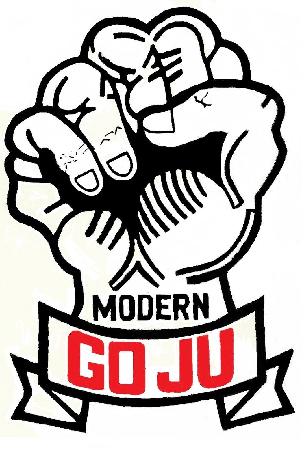 Modern Goju Fist.JPG