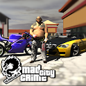 Mad City Crime Yakuza Stories icon