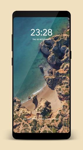 [Substratum] Transparent Lock for SAMSUNG (DONATE)  screenshots 2
