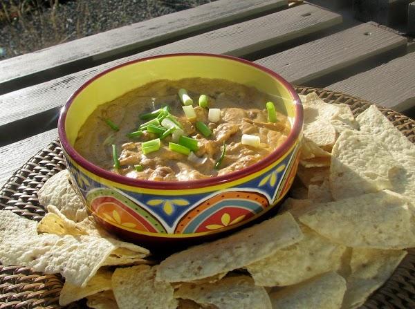 Tex-mex Bean Dip Recipe