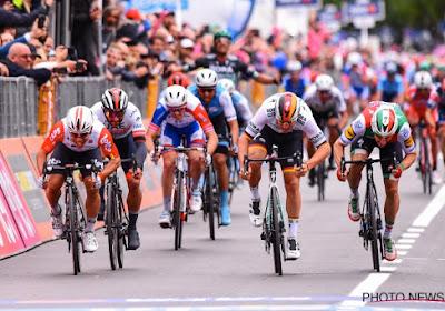 Giro: Viviani remporte la troisième étape
