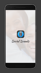 Social Sounds - Remove Ads Screenshot