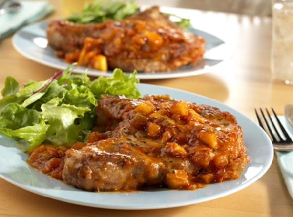 Zesty Pork Chops Recipe
