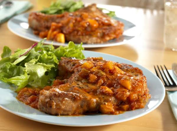 Zesty Pork Chops Recipe