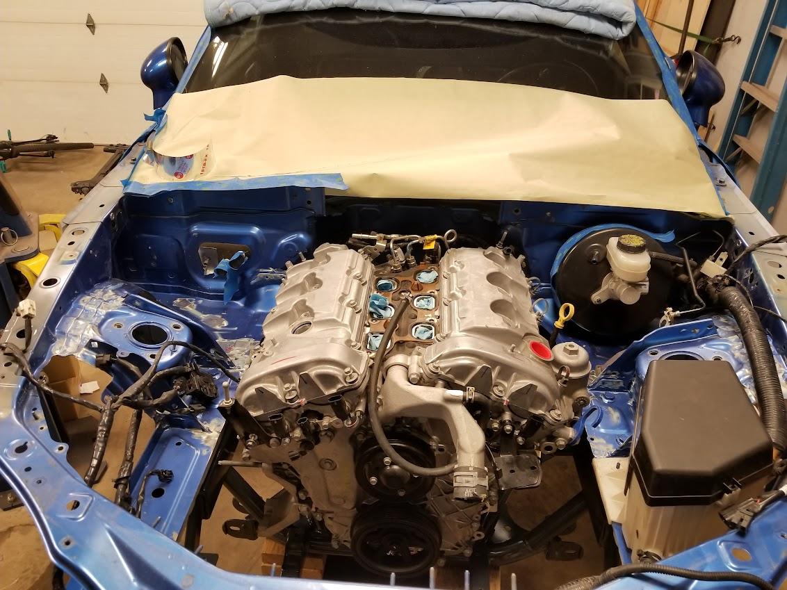 LFX NC  High reving V6 goodness! - Page 3 - MX-5 Miata Forum