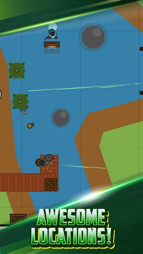 Code Triche surviv.io - 2D Battle Royale mod apk screenshots 4