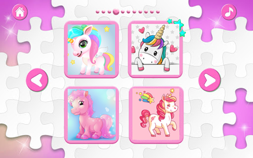 Unicorn Puzzle For Girls 1.0.0 screenshots 2