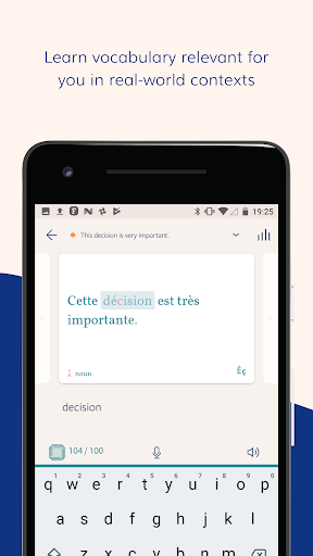 Lingvist: Learn Spanish, French, German & more! 2.33.4 gameplay | AndroidFC 1