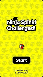 Ninja Spinki Challenges!!- screenshot thumbnail