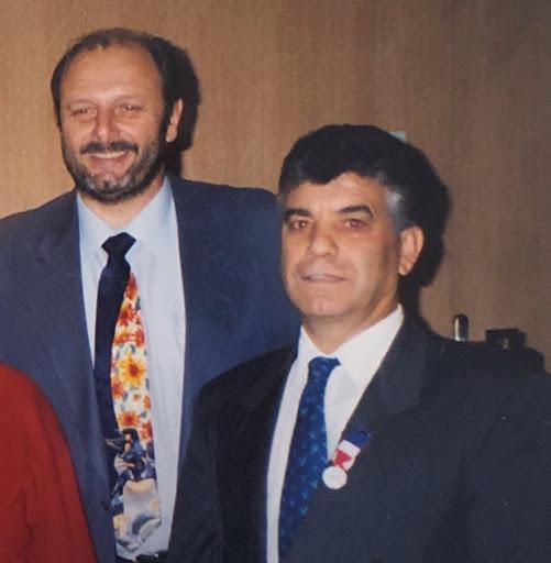 Marc Valentin et Jean Debonis