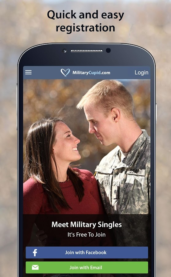 MilitaryCupid - Military Dating App- screenshot