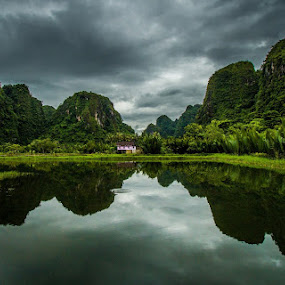Rammang-rammang by Einto R - Landscapes Mountains & Hills